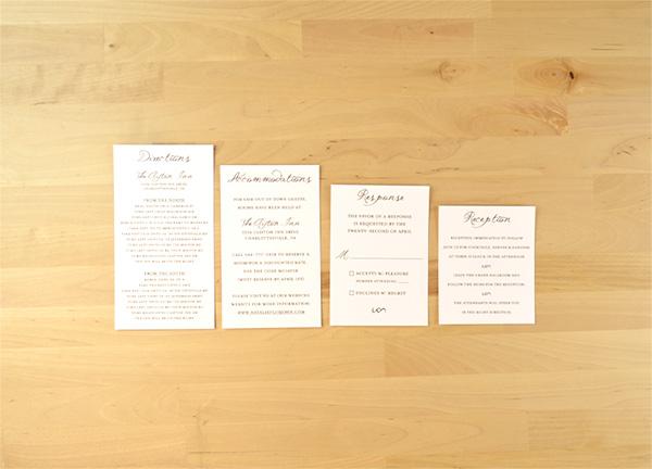 Diy Wedding Invites In 5 Easy Steps