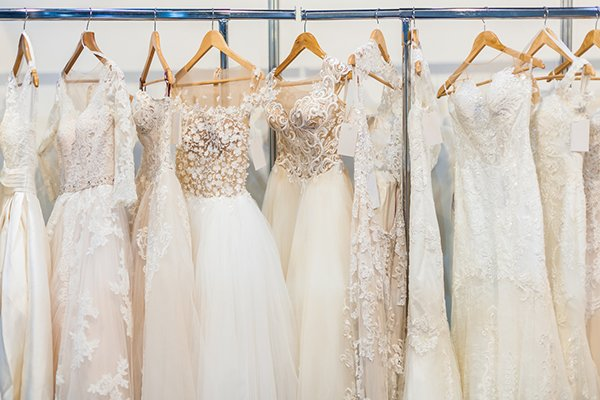 Common Mistakes Made When Shopping For A Wedding Dress