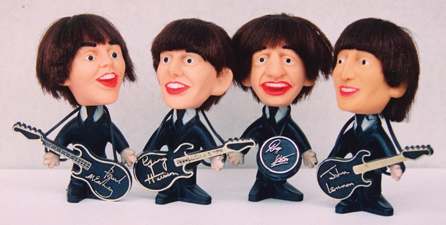 Image result for beatles remco dolls