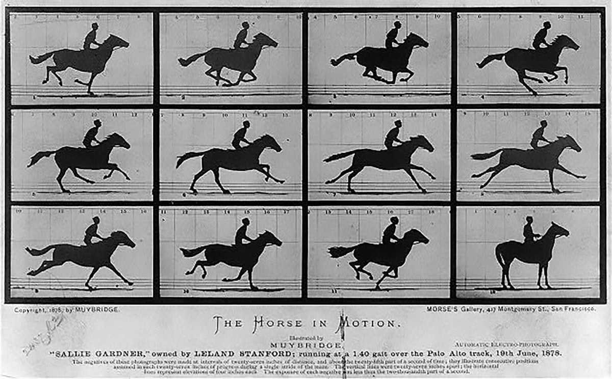 The Early History of Motion Pictures | American Experience ...
