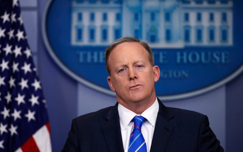 Sean Spicer, White House communications director