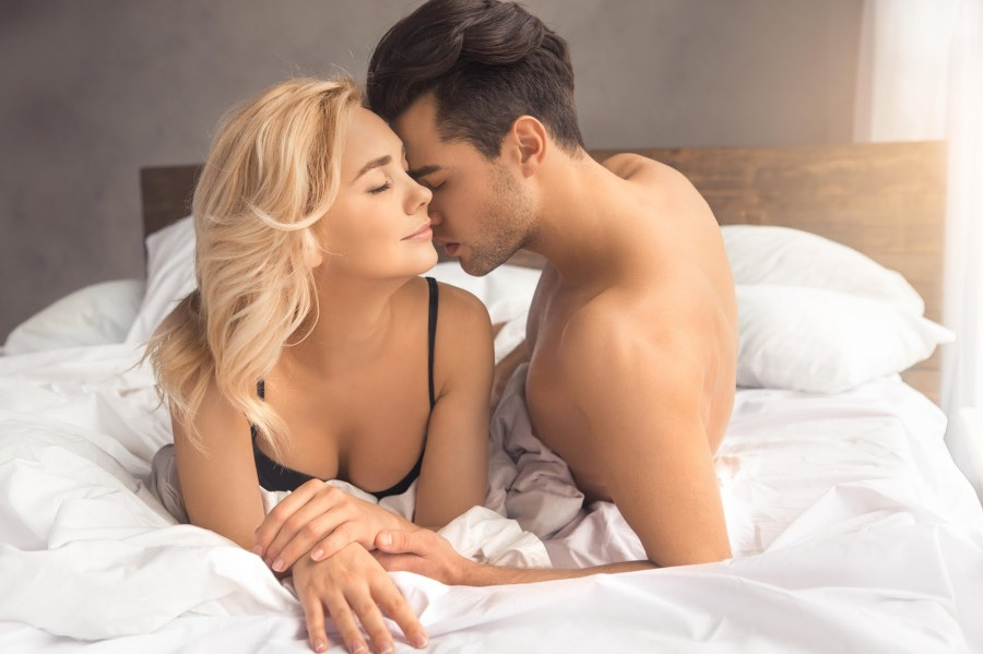 Women in the UK are better lovers than men - according to research involving a poll of more than 22,700 people