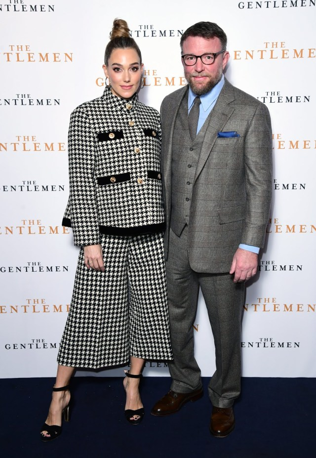 Guy Ritchie's £10million West London home was targeted last month