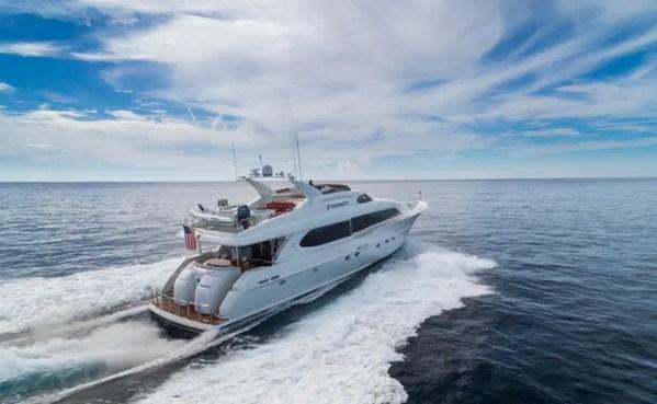 IV TRANQUILITY Yacht Charter 94 Lazarra Motor Yacht