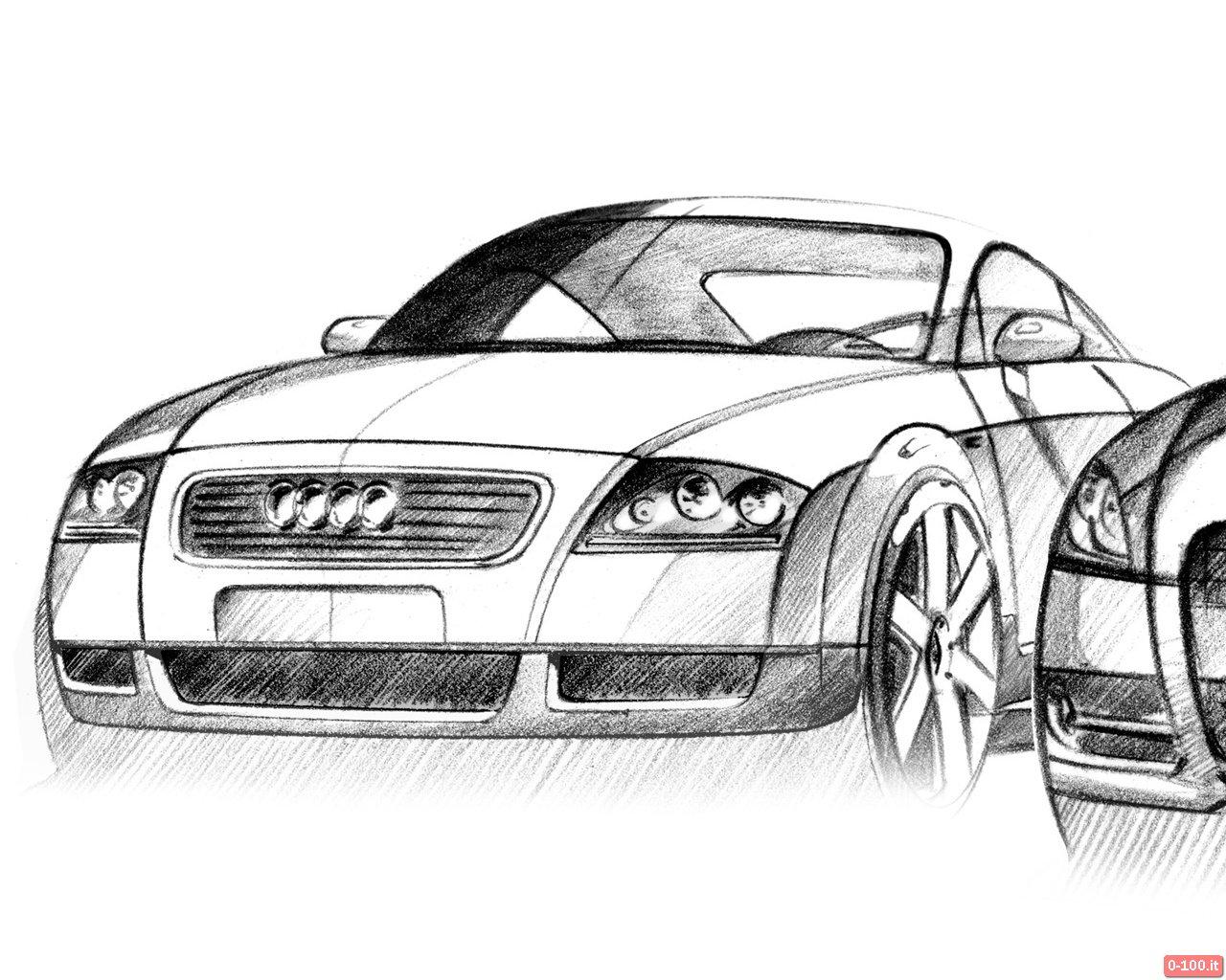 Audi Tt Un Ultimo Teaser Prima Della Presentazione