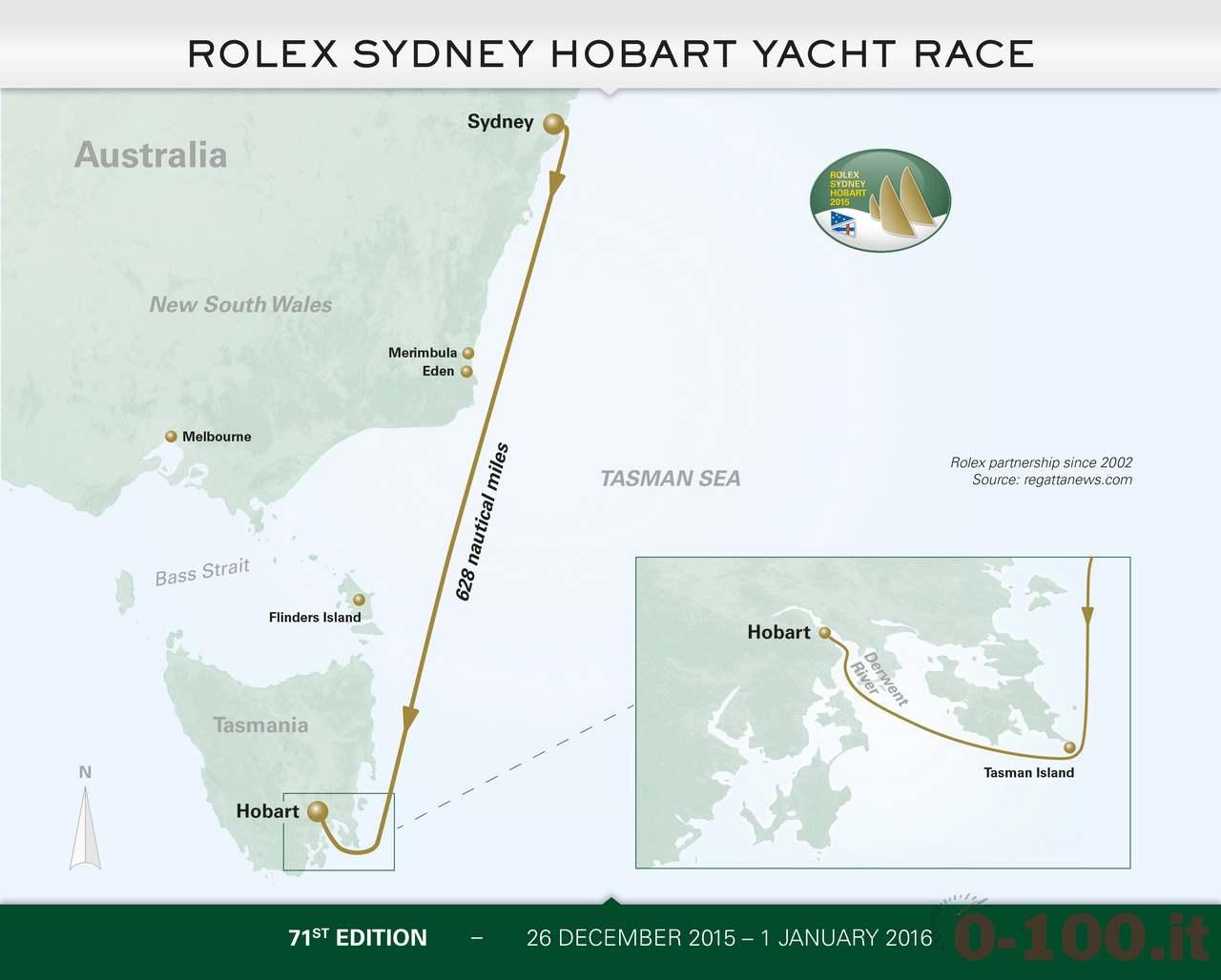 Rolex Sydney Hobart Yacht Race 2015 0 100it