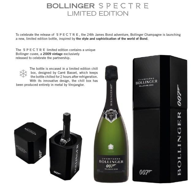 Bildresultat för SPECTRE: Bollinger R.D. 2002