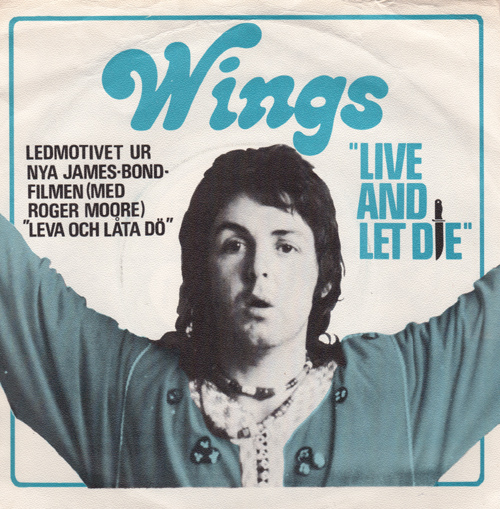 Image result for live and let die wings images