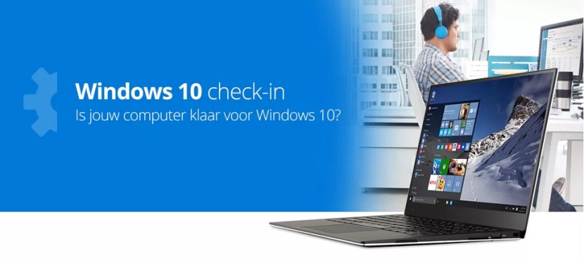 windows checkin banner