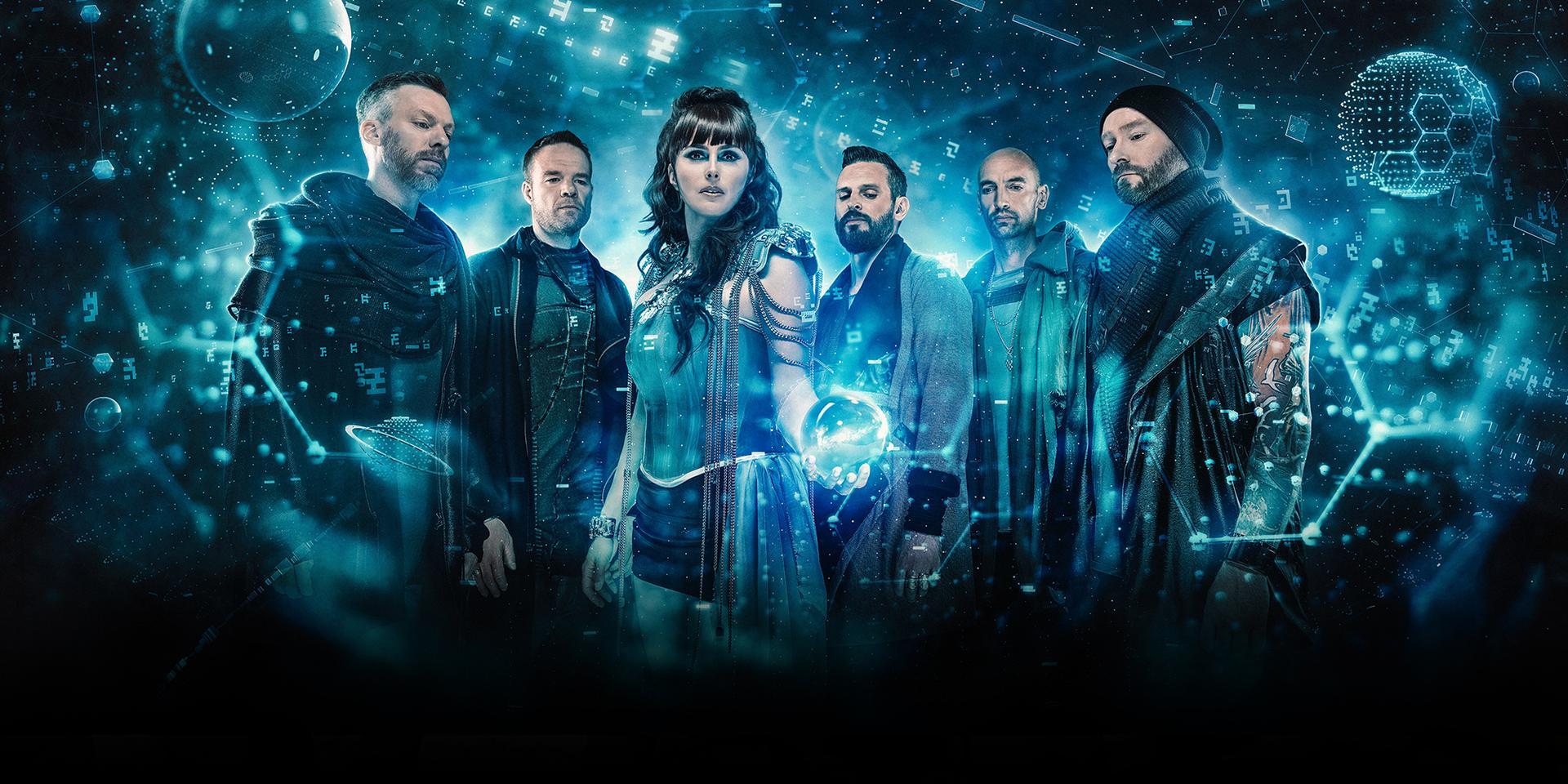 荷蘭交響樂團 Within Temptation 釋出新音樂 In Vain