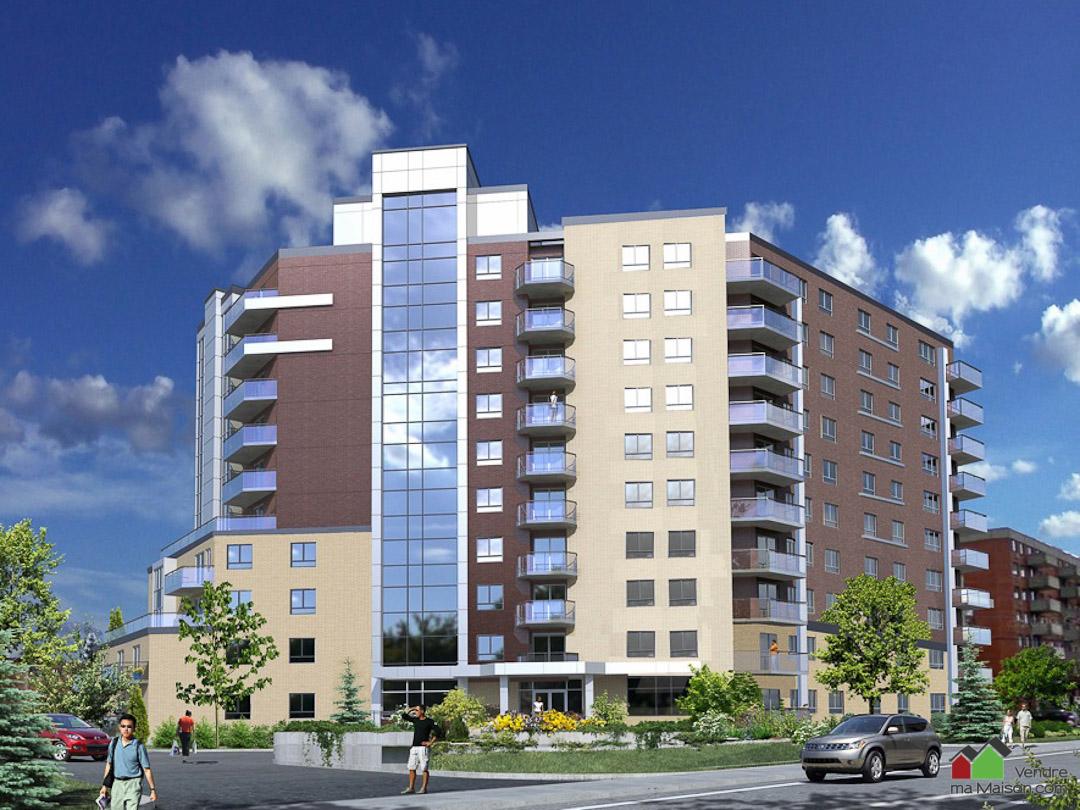 Appartement Condo Vendre Ville Saint Laurent Montreal
