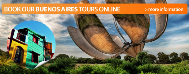 Book our Buenos Aires Tours on line