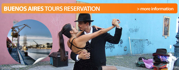 Buenos Aires tours reservation