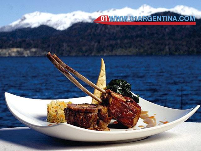 Bariloche dinner