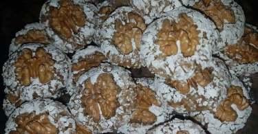 حلويات غريبة المغربية