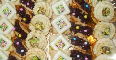 الحلويات