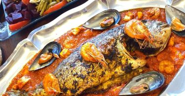 أطباق مغربية للضيوف