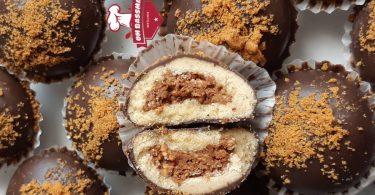 حلويات مغربية سهلة بالكاوكاو