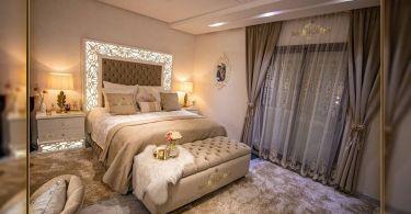 غرف نوم مودرن 2021 كاملة