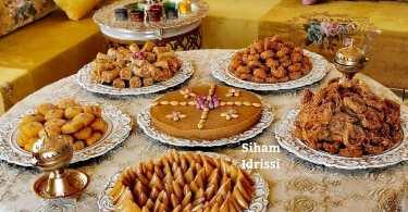 حلويات رمضان المغربية : تحضيرات رمضان في المغرب