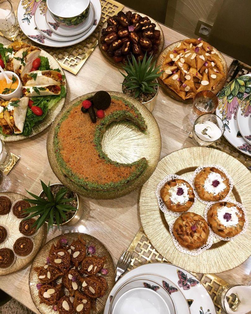 فطور رمضان مغربي