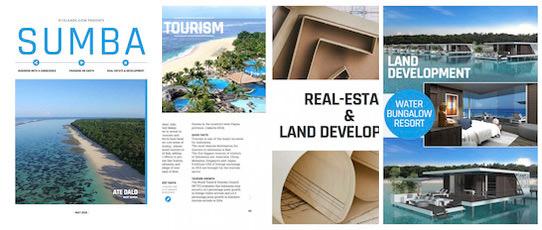 Sumba real estate brochure