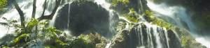 Lapopu waterfall in Sumba