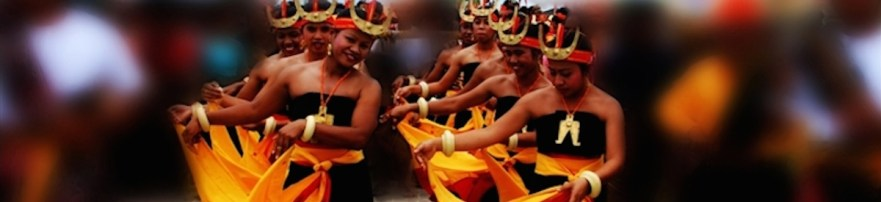 Traditional dances in Sumba
