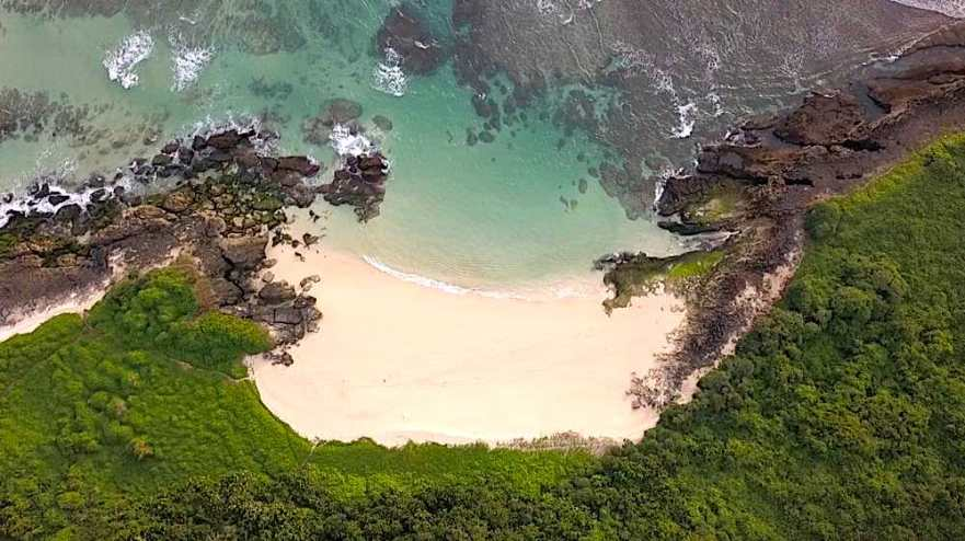 Marini Private Beach Land for Sale Sumba