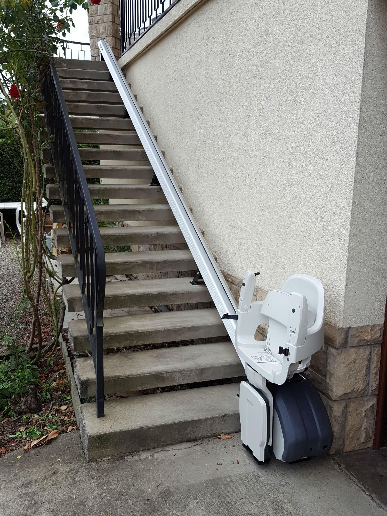 Escalier Electrique Occasion