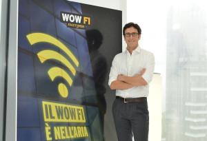 Alberto Calcagno, amministratore delegato di Fastweb
