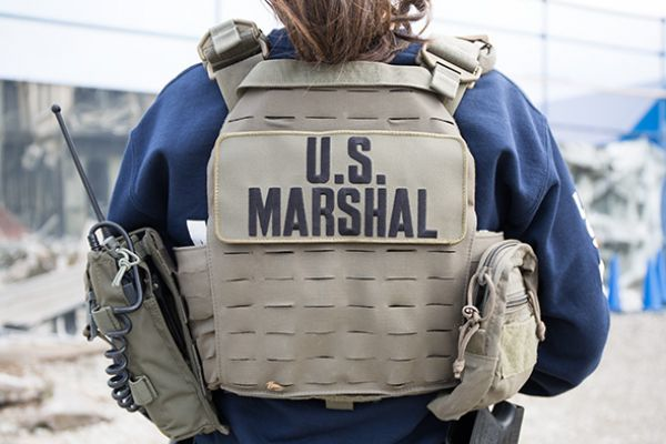 Us Marshal Plate Carrier