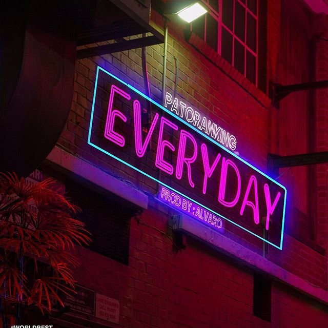 Patoranking – Everyday (Audio) MP3 Download