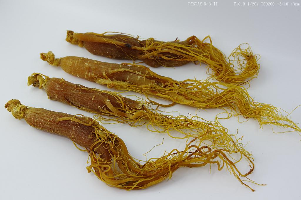 Korean Mountain Ginseng