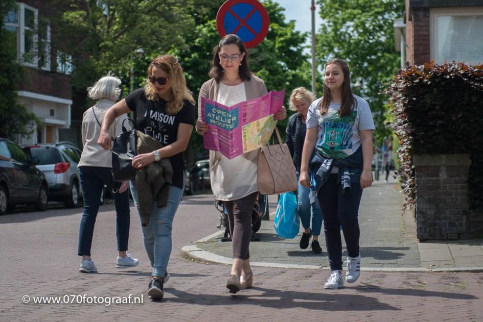 Open Atelier Route Benoordenhout