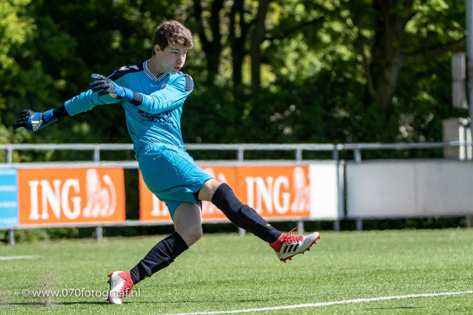 Keeper van Verburch JO19-1