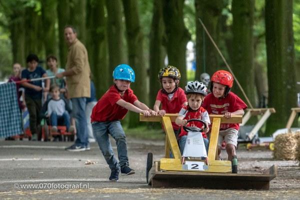 Zeepkistenrace Benoordenhout Den Haag
