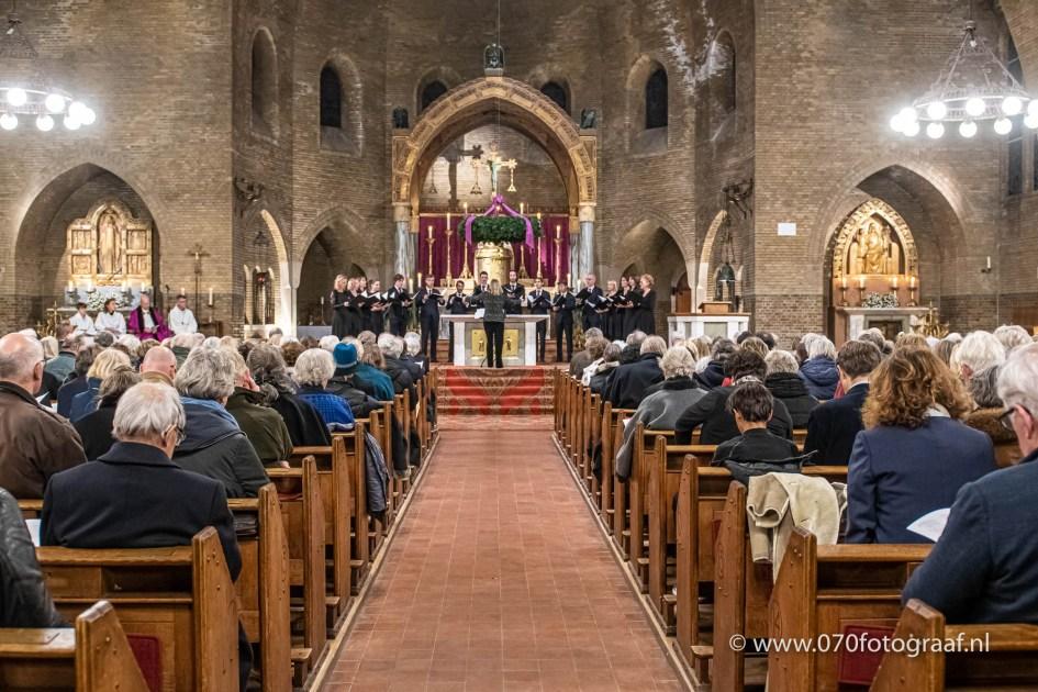 Festival of Nine Lessons and Carols: Paschalis kerk Den Haag