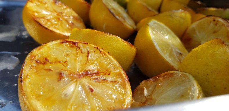 Es duftet nach Karamell und Zitronen