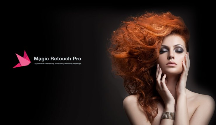 Magic Retouch Pro 3.2 plug-in for Photoshop (Win/Mac)