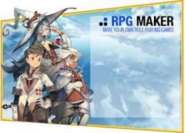 Enterbrain RPG Maker MV 1.34