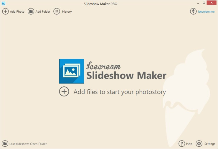 Icecream Slideshow Maker PRO 2.15 Multilingual