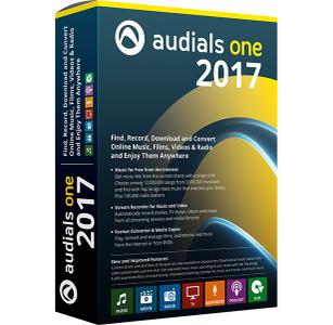 Audials One 2017 v2017.0.30797.9700 Multilingual