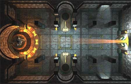 Battlemaps Dungeon Rooms VolIV 0one Games