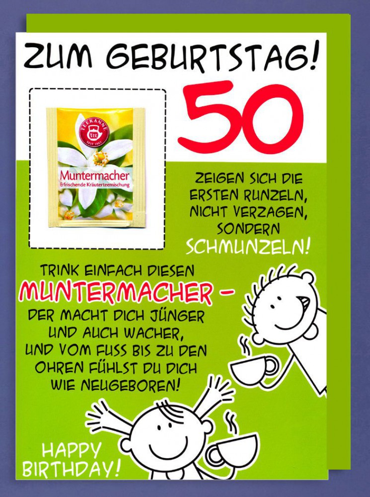 50 Geburtstag Kurze Geburtstagsgruse Zum 50 Geburtstag Sprche