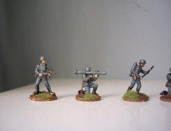 ITALERI 6033 Infanteria alemana