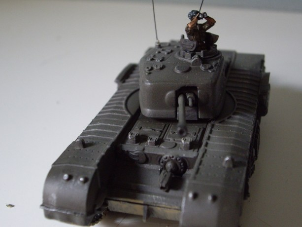 Forces of Valor Mk. IV Churchill MK VII