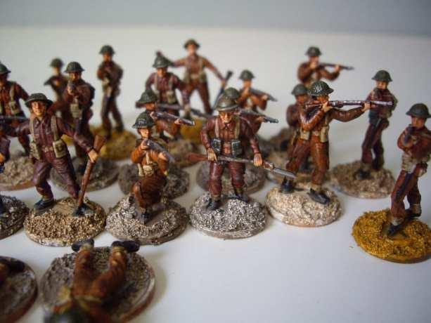 Italeri British Infantry [UPDATED]