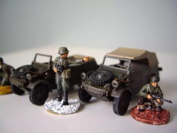 Italeri VW Type 82 Kubelwagen