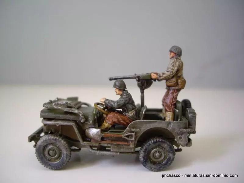 Airfix Wilys Jeep 1 72 Depot Miniatures Plastic